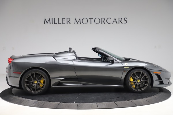 Used 2009 Ferrari 430 Scuderia Spider 16M for sale $349,900 at Rolls-Royce Motor Cars Greenwich in Greenwich CT 06830 8