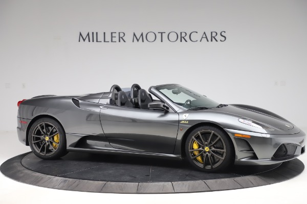 Used 2009 Ferrari 430 Scuderia Spider 16M for sale $349,900 at Rolls-Royce Motor Cars Greenwich in Greenwich CT 06830 9