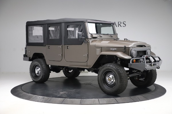 Used 1974 Toyota FJ44 Icon for sale $249,900 at Rolls-Royce Motor Cars Greenwich in Greenwich CT 06830 10
