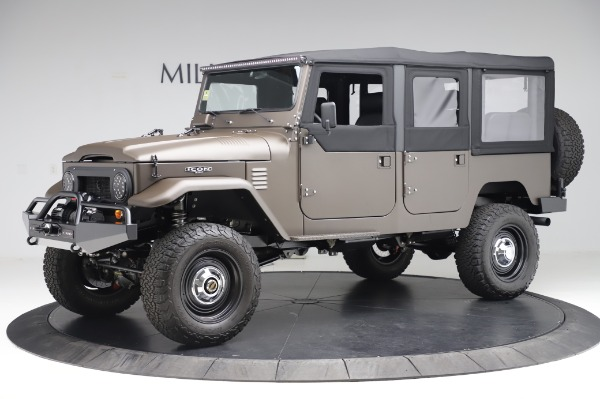 Used 1974 Toyota FJ44 Icon for sale $249,900 at Rolls-Royce Motor Cars Greenwich in Greenwich CT 06830 2