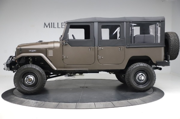 Used 1974 Toyota FJ44 Icon for sale $249,900 at Rolls-Royce Motor Cars Greenwich in Greenwich CT 06830 3