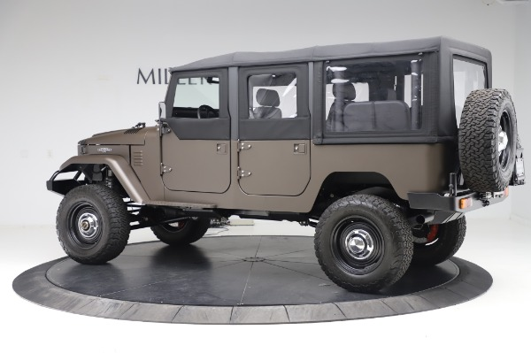 Used 1974 Toyota FJ44 Icon for sale $249,900 at Rolls-Royce Motor Cars Greenwich in Greenwich CT 06830 4