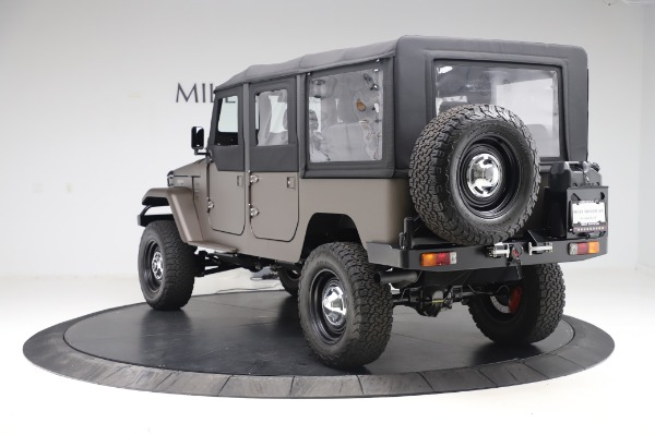 Used 1974 Toyota FJ44 Icon for sale $249,900 at Rolls-Royce Motor Cars Greenwich in Greenwich CT 06830 5