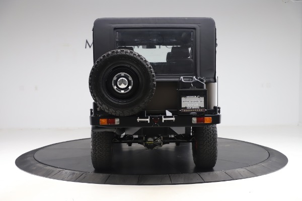 Used 1974 Toyota FJ44 Icon for sale $249,900 at Rolls-Royce Motor Cars Greenwich in Greenwich CT 06830 6
