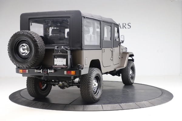 Used 1974 Toyota FJ44 Icon for sale $249,900 at Rolls-Royce Motor Cars Greenwich in Greenwich CT 06830 7