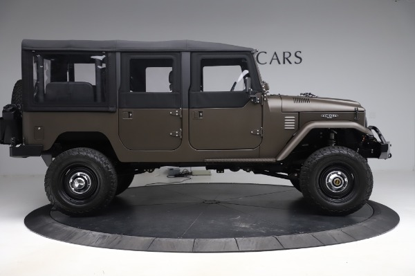 Used 1974 Toyota FJ44 Icon for sale $249,900 at Rolls-Royce Motor Cars Greenwich in Greenwich CT 06830 9