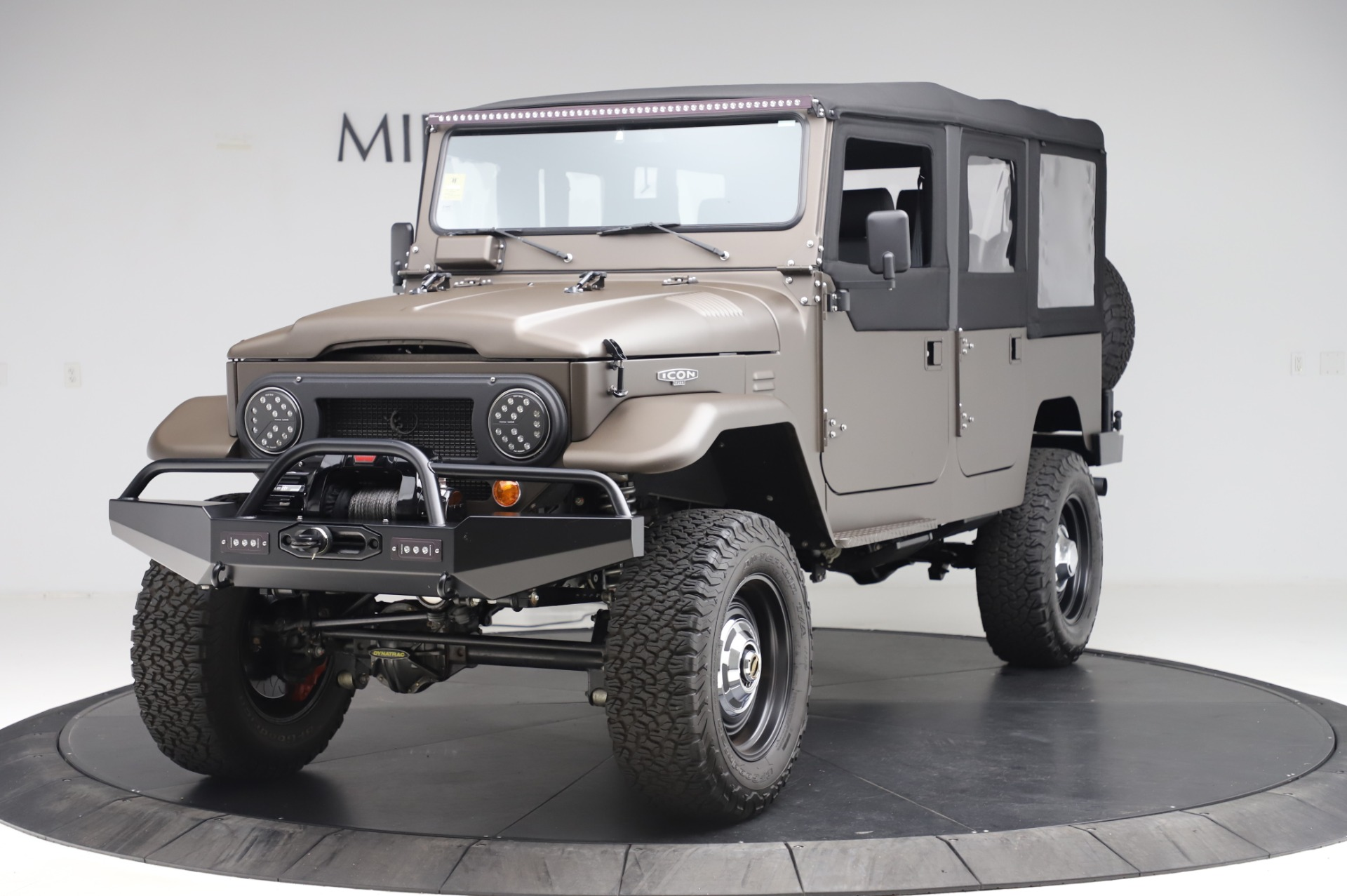 Used 1974 Toyota FJ44 Icon for sale $249,900 at Rolls-Royce Motor Cars Greenwich in Greenwich CT 06830 1