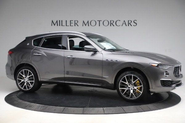 New 2020 Maserati Levante S Q4 GranLusso for sale $100,485 at Rolls-Royce Motor Cars Greenwich in Greenwich CT 06830 10