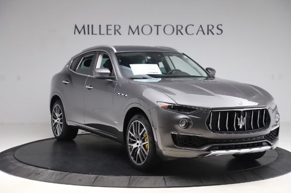 New 2020 Maserati Levante S Q4 GranLusso for sale $100,485 at Rolls-Royce Motor Cars Greenwich in Greenwich CT 06830 11
