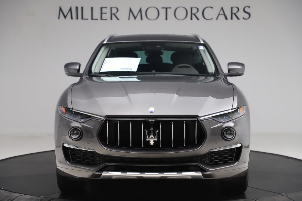 New 2020 Maserati Levante S Q4 GranLusso for sale $100,485 at Rolls-Royce Motor Cars Greenwich in Greenwich CT 06830 12