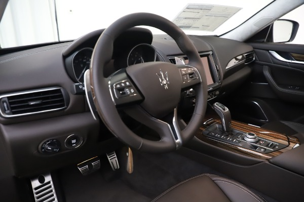 New 2020 Maserati Levante S Q4 GranLusso for sale $100,485 at Rolls-Royce Motor Cars Greenwich in Greenwich CT 06830 19