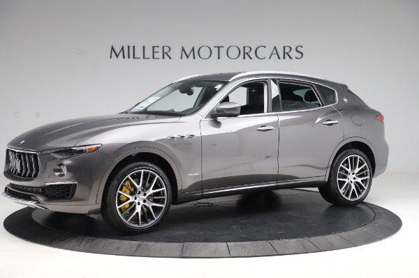 New 2020 Maserati Levante S Q4 GranLusso for sale $100,485 at Rolls-Royce Motor Cars Greenwich in Greenwich CT 06830 2