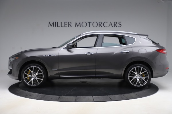 New 2020 Maserati Levante S Q4 GranLusso for sale $100,485 at Rolls-Royce Motor Cars Greenwich in Greenwich CT 06830 3