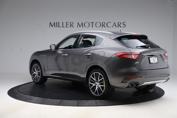 New 2020 Maserati Levante S Q4 GranLusso for sale $100,485 at Rolls-Royce Motor Cars Greenwich in Greenwich CT 06830 4