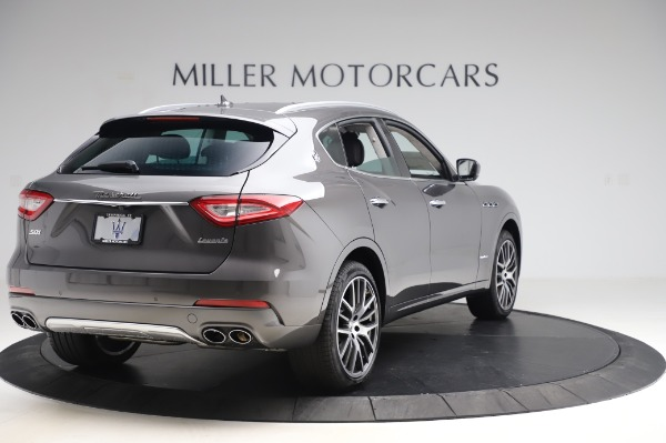 New 2020 Maserati Levante S Q4 GranLusso for sale $100,485 at Rolls-Royce Motor Cars Greenwich in Greenwich CT 06830 7