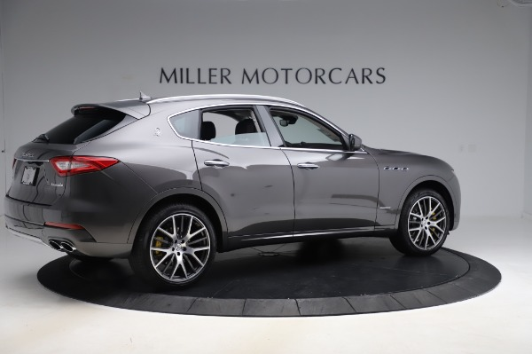 New 2020 Maserati Levante S Q4 GranLusso for sale $100,485 at Rolls-Royce Motor Cars Greenwich in Greenwich CT 06830 8