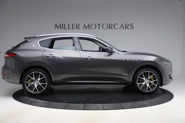 New 2020 Maserati Levante S Q4 GranLusso for sale $100,485 at Rolls-Royce Motor Cars Greenwich in Greenwich CT 06830 9