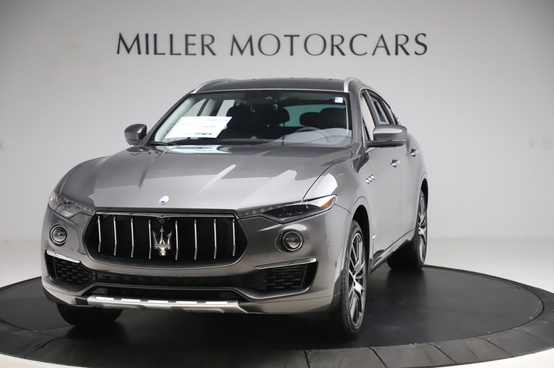 New 2020 Maserati Levante S Q4 GranLusso for sale $100,485 at Rolls-Royce Motor Cars Greenwich in Greenwich CT 06830 1