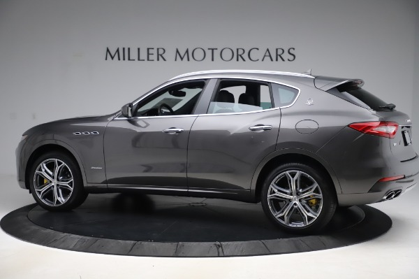 New 2020 Maserati Levante Q4 GranLusso for sale $90,440 at Rolls-Royce Motor Cars Greenwich in Greenwich CT 06830 4
