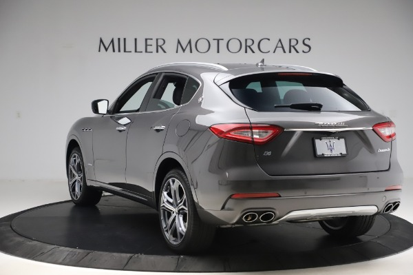 New 2020 Maserati Levante Q4 GranLusso for sale $90,440 at Rolls-Royce Motor Cars Greenwich in Greenwich CT 06830 5