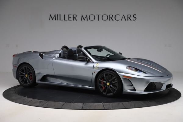 Used 2009 Ferrari 430 Scuderia Spider 16M for sale $329,900 at Rolls-Royce Motor Cars Greenwich in Greenwich CT 06830 10