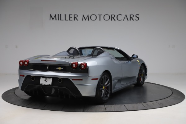 Used 2009 Ferrari 430 Scuderia Spider 16M for sale $329,900 at Rolls-Royce Motor Cars Greenwich in Greenwich CT 06830 7