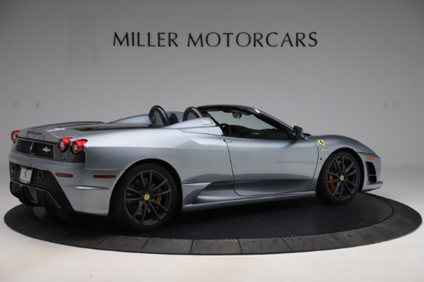 Used 2009 Ferrari 430 Scuderia Spider 16M for sale $329,900 at Rolls-Royce Motor Cars Greenwich in Greenwich CT 06830 8