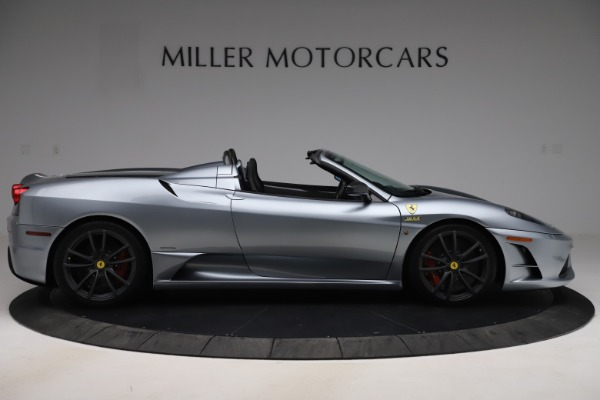 Used 2009 Ferrari 430 Scuderia Spider 16M for sale $329,900 at Rolls-Royce Motor Cars Greenwich in Greenwich CT 06830 9