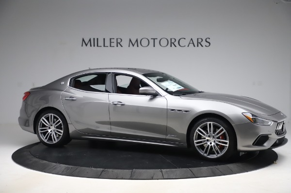 New 2020 Maserati Ghibli S Q4 GranSport for sale Sold at Rolls-Royce Motor Cars Greenwich in Greenwich CT 06830 10