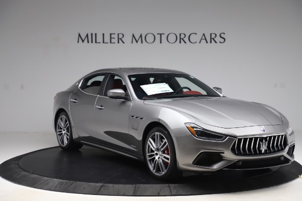 New 2020 Maserati Ghibli S Q4 GranSport for sale Sold at Rolls-Royce Motor Cars Greenwich in Greenwich CT 06830 11