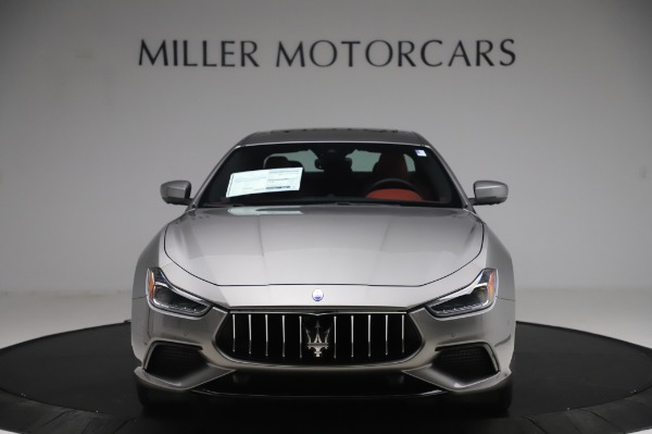 New 2020 Maserati Ghibli S Q4 GranSport for sale Sold at Rolls-Royce Motor Cars Greenwich in Greenwich CT 06830 12