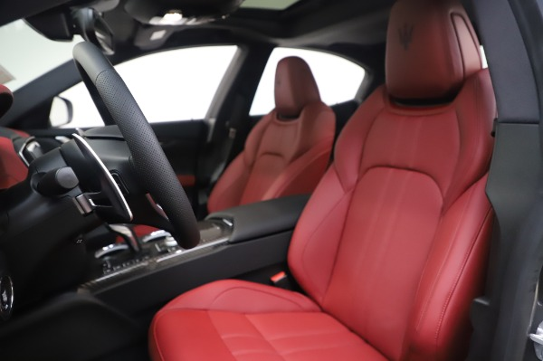 New 2020 Maserati Ghibli S Q4 GranSport for sale Sold at Rolls-Royce Motor Cars Greenwich in Greenwich CT 06830 14