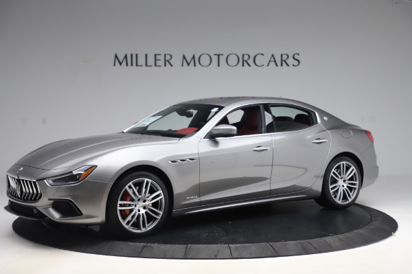 New 2020 Maserati Ghibli S Q4 GranSport for sale $91,290 at Rolls-Royce Motor Cars Greenwich in Greenwich CT 06830 2