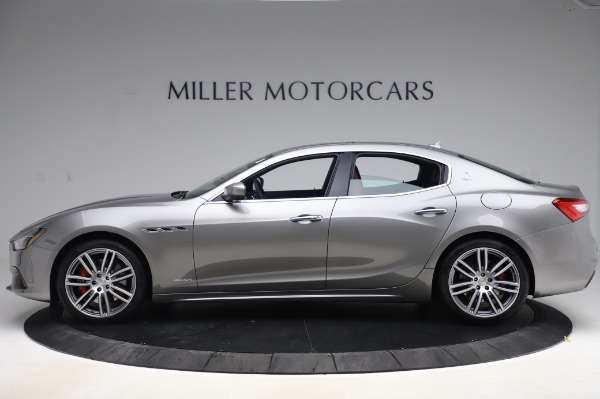 New 2020 Maserati Ghibli S Q4 GranSport for sale $91,290 at Rolls-Royce Motor Cars Greenwich in Greenwich CT 06830 3