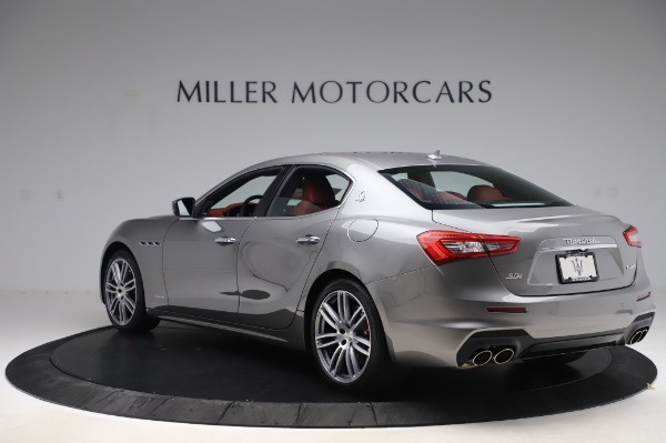 New 2020 Maserati Ghibli S Q4 GranSport for sale $91,290 at Rolls-Royce Motor Cars Greenwich in Greenwich CT 06830 4