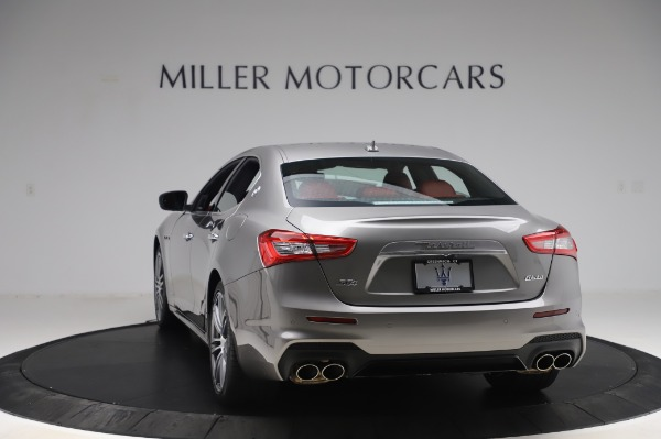 New 2020 Maserati Ghibli S Q4 GranSport for sale $91,290 at Rolls-Royce Motor Cars Greenwich in Greenwich CT 06830 5