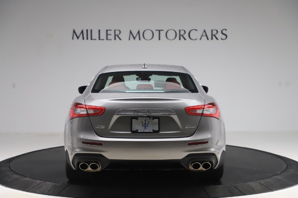 New 2020 Maserati Ghibli S Q4 GranSport for sale Sold at Rolls-Royce Motor Cars Greenwich in Greenwich CT 06830 6