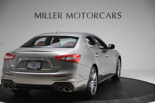 New 2020 Maserati Ghibli S Q4 GranSport for sale Sold at Rolls-Royce Motor Cars Greenwich in Greenwich CT 06830 7