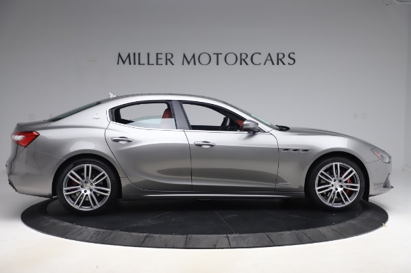 New 2020 Maserati Ghibli S Q4 GranSport for sale Sold at Rolls-Royce Motor Cars Greenwich in Greenwich CT 06830 9
