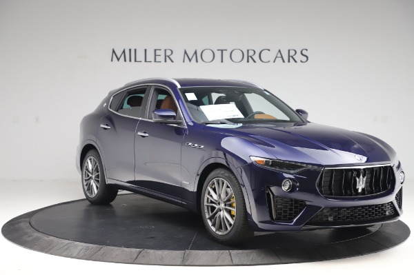 New 2020 Maserati Levante Q4 GranSport for sale Sold at Rolls-Royce Motor Cars Greenwich in Greenwich CT 06830 11