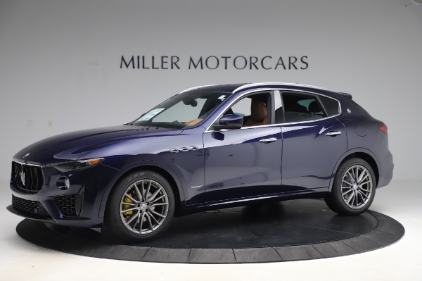 New 2020 Maserati Levante Q4 GranSport for sale $84,090 at Rolls-Royce Motor Cars Greenwich in Greenwich CT 06830 2