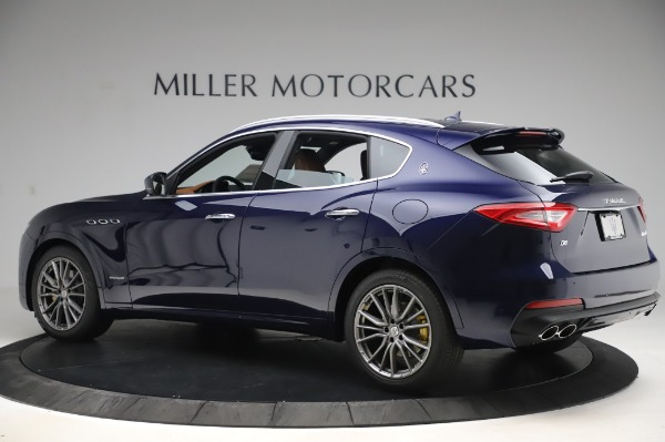 New 2020 Maserati Levante Q4 GranSport for sale $84,090 at Rolls-Royce Motor Cars Greenwich in Greenwich CT 06830 4
