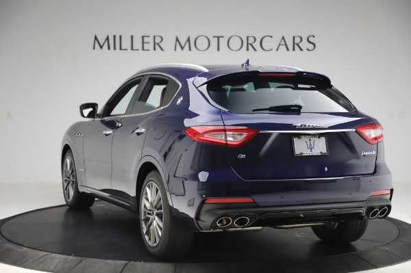 New 2020 Maserati Levante Q4 GranSport for sale $84,090 at Rolls-Royce Motor Cars Greenwich in Greenwich CT 06830 5