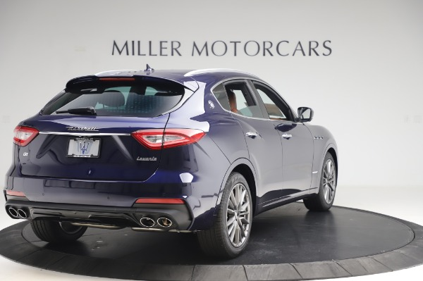 New 2020 Maserati Levante Q4 GranSport for sale Sold at Rolls-Royce Motor Cars Greenwich in Greenwich CT 06830 7