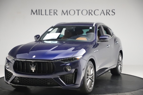 New 2020 Maserati Levante Q4 GranSport for sale $84,090 at Rolls-Royce Motor Cars Greenwich in Greenwich CT 06830 1