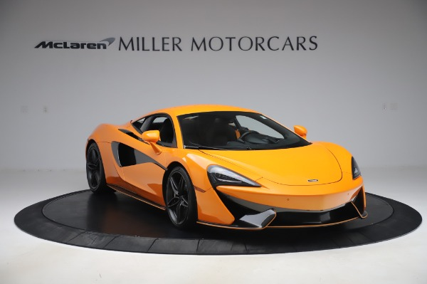 Used 2017 McLaren 570S Coupe for sale $149,900 at Rolls-Royce Motor Cars Greenwich in Greenwich CT 06830 10