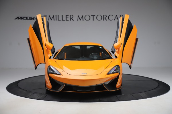 Used 2017 McLaren 570S Coupe for sale $149,900 at Rolls-Royce Motor Cars Greenwich in Greenwich CT 06830 12