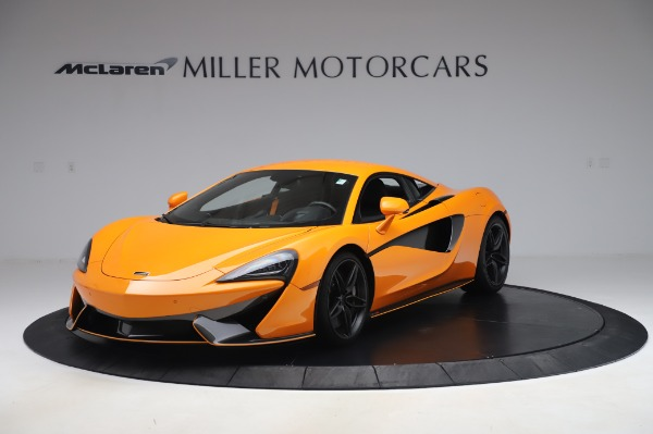 Used 2017 McLaren 570S Coupe for sale $149,900 at Rolls-Royce Motor Cars Greenwich in Greenwich CT 06830 14