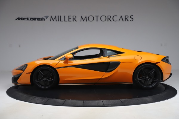 Used 2017 McLaren 570S Coupe for sale $149,900 at Rolls-Royce Motor Cars Greenwich in Greenwich CT 06830 2