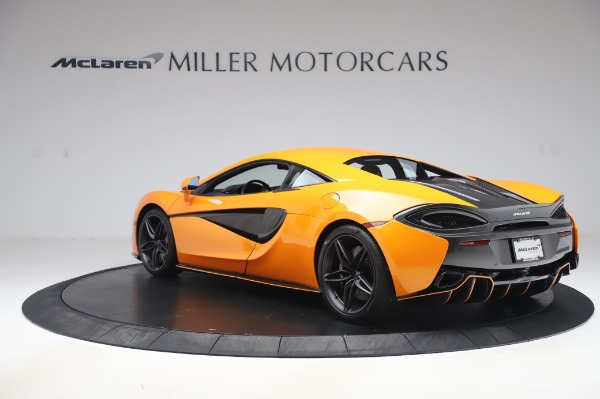 Used 2017 McLaren 570S Coupe for sale $149,900 at Rolls-Royce Motor Cars Greenwich in Greenwich CT 06830 3